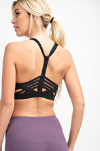 Load image into Gallery viewer, Y-Racerback Padded Sports Bra | 3 Colors!