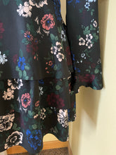 Load image into Gallery viewer, JACK BY BB DAKOTA THERE WILL BE BLOOMS BLACK FLORAL DRESS