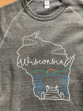 Load image into Gallery viewer, WISCONSIN CREW SWEATSHIRT | S-2X