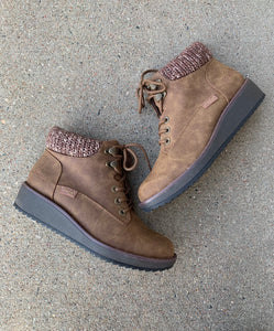 BLOWFISH WHISKEY COMET WEDGE BOOT