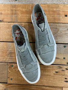 BLOWFISH SWEET GREY MARLEY SNEAKER | 7.5