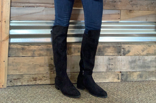 CORKYS BLACK HAVEN KNEE HIGH BOOT