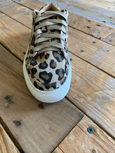 Load image into Gallery viewer, CAMO + LEOPARD SNEAKERS