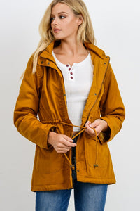 UTILITY PARKA | 4 COLORS