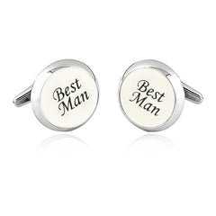 Cufflinks - Best Man