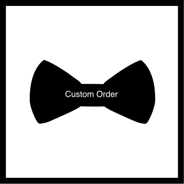 Custom Order - Connor