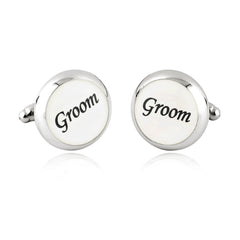 Cufflinks - Groom