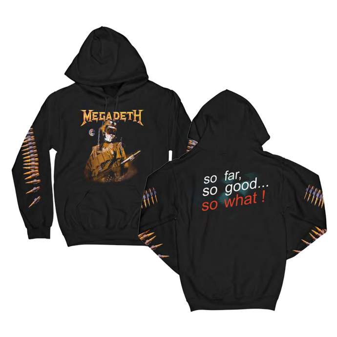 So Far So Good Hoodie