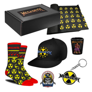 Megadeth Father's Day Box