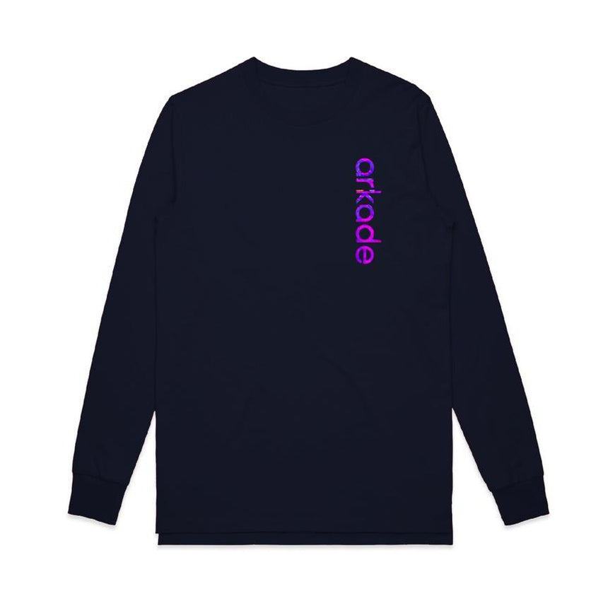 Arkade Navy Long Sleeve