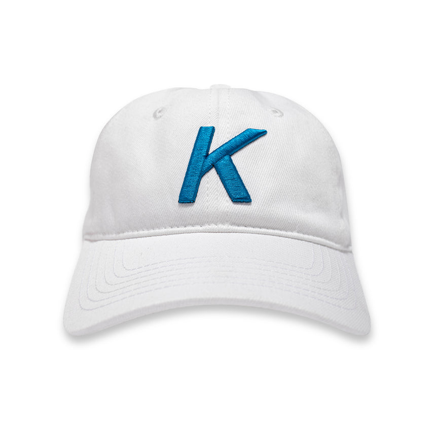 Kaskade Dad Hat - White