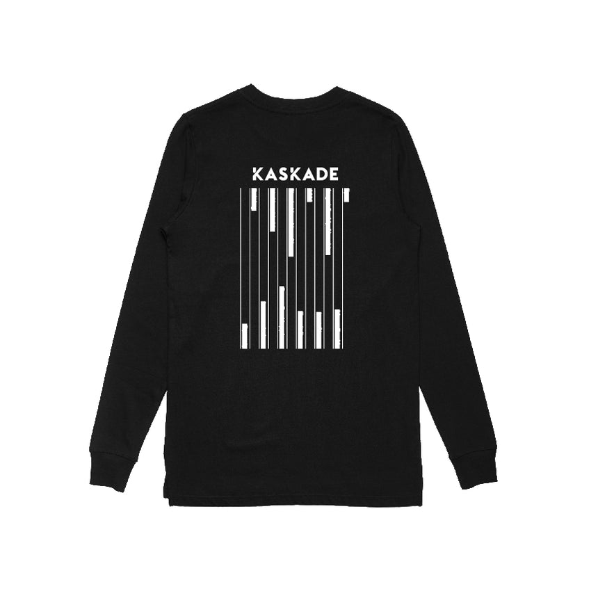 Split Logo Long Sleeve