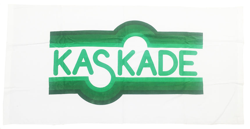 Kaskade Towel // Green