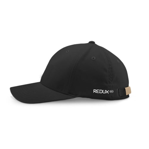 REDUX Black Dad Hat
