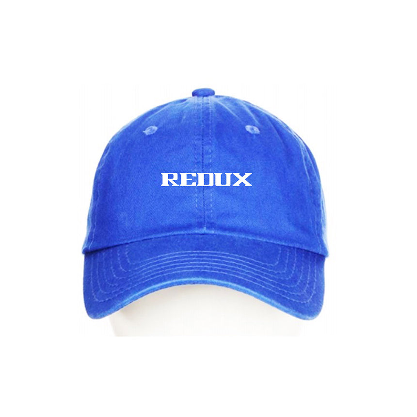 REDUX Blue Dad Hat