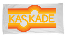 Kaskade Towel // Yellow