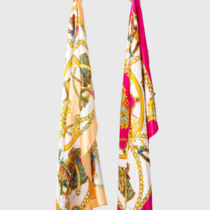 Royalty Satin Hair Scarf