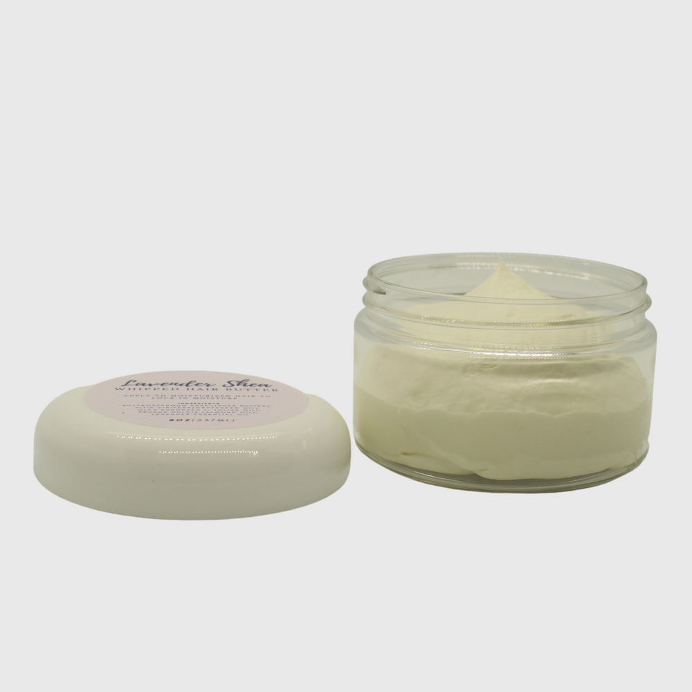 Lavender Shea Whipped Hair Butter