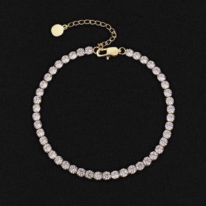 18K Gold Plated Anklet