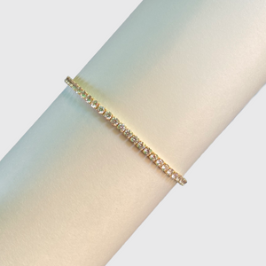 Load image into Gallery viewer, 18K Gold Plated Anklet