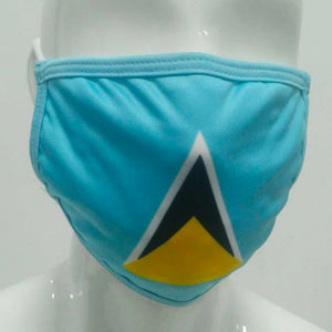 Country Flag Face Mask