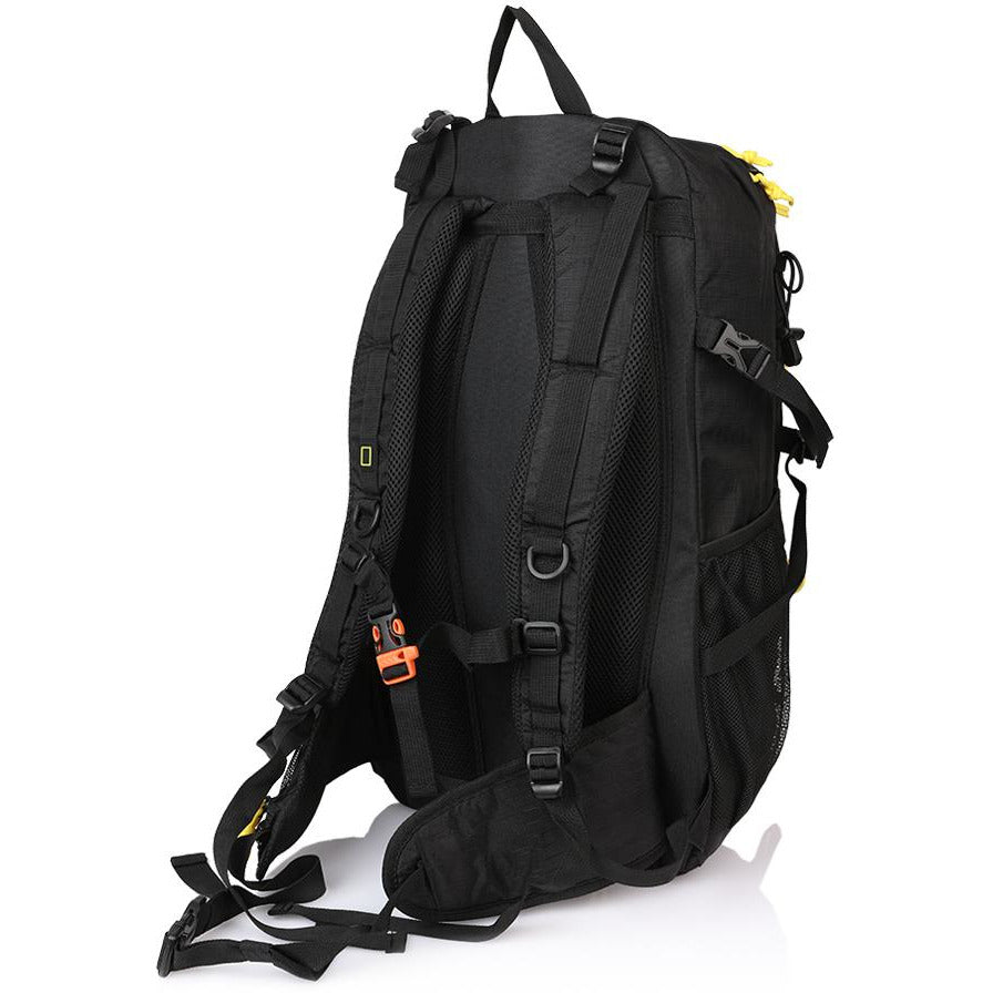 National Geographic backpack black
