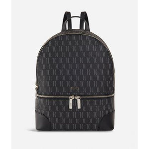 *NEW* Monogram medium Backpack Black