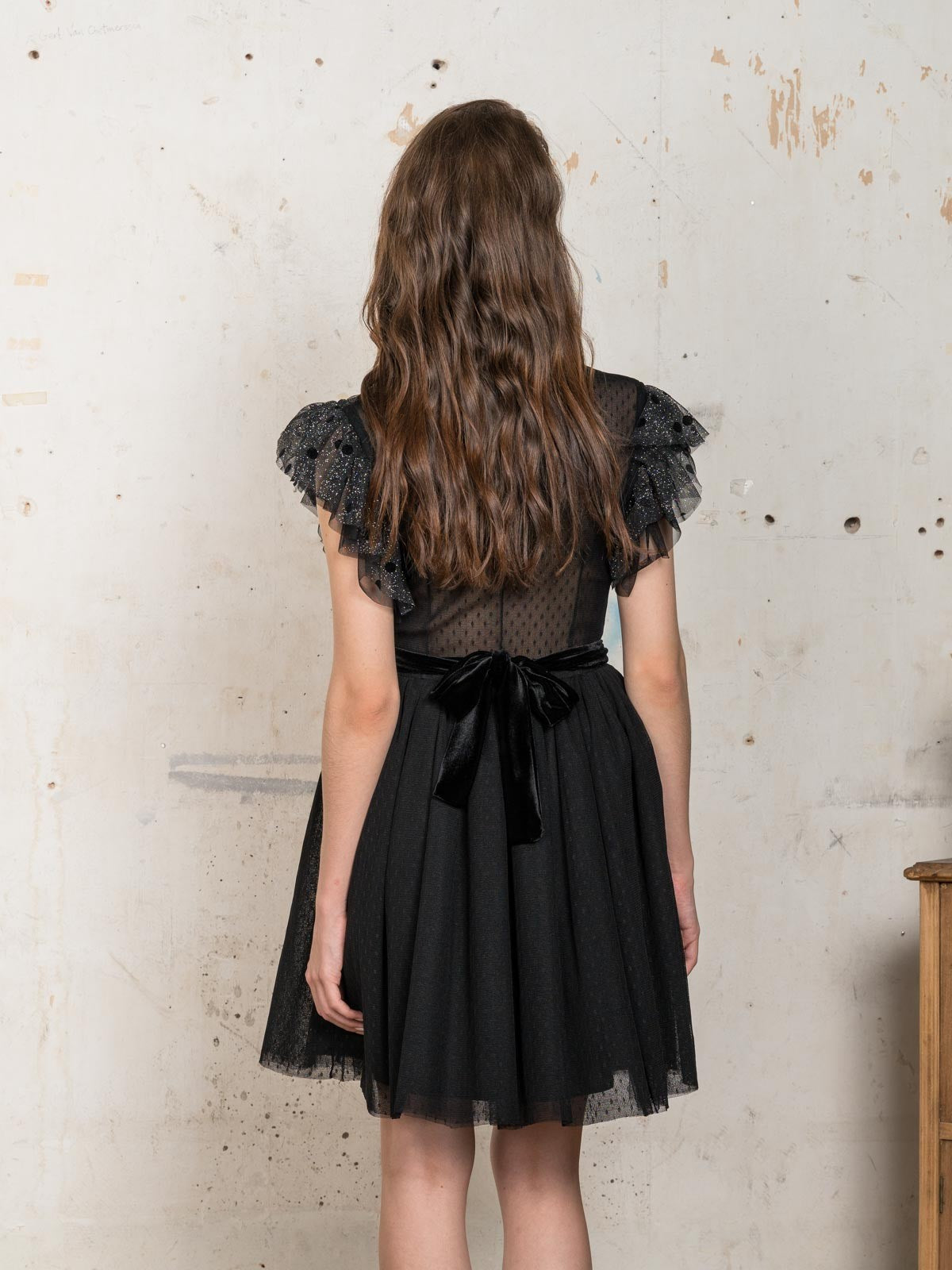 Magnetti dress black