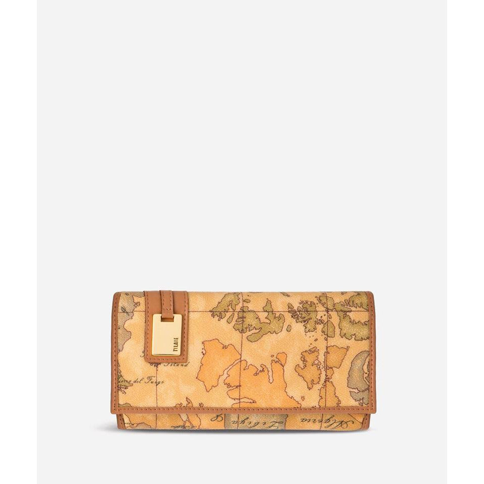 Geo Classic Large wallet brown CN100112