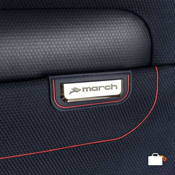 March tourer 68 medium blue