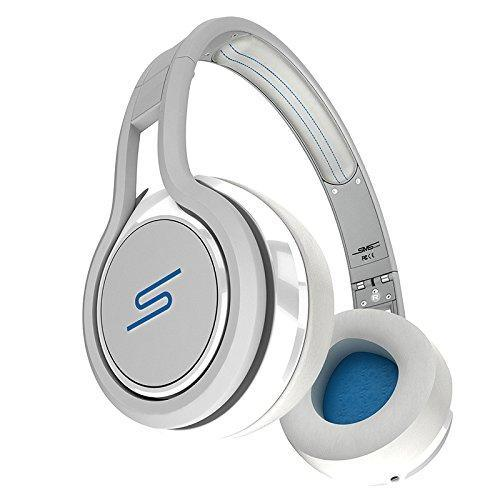 Street by 50 Cent Wired On-Ear Headphones - White