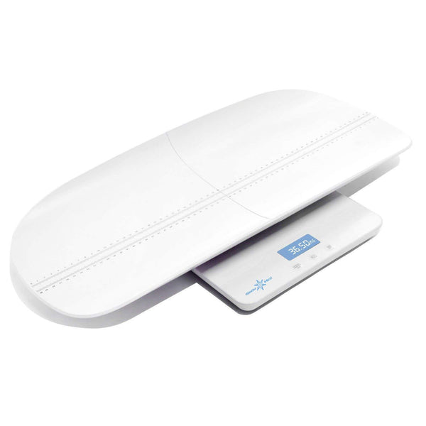 Baby Scale Multi-Function Accurately Digital Baby Infant Toddler Scale Model: SNO-BS-01 (White)