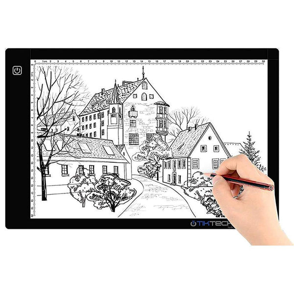 A4-DC  LED Drawing Tracing Pad 3-3.6 Wattage