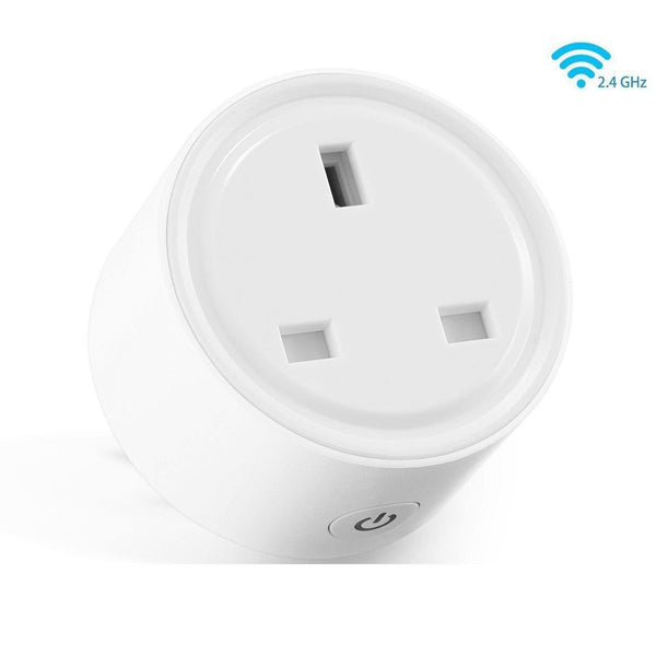 AISIRER Smart Mini WiFi Socket-(White)