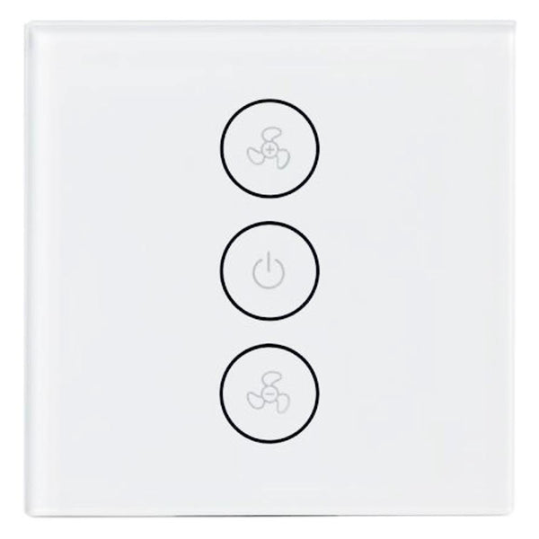 AOZBZ WF-FS01 Smart Ceiling Fan Switch 400W [White] - DealsnLots