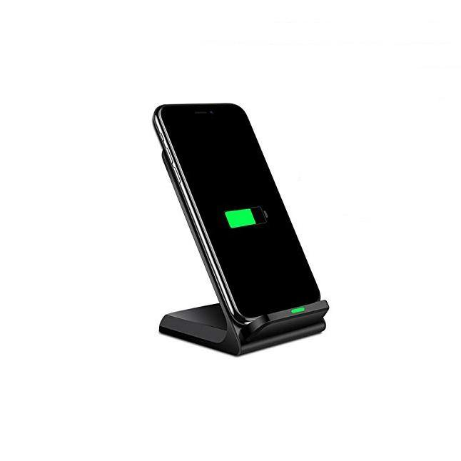 Ailun Wireless Charger Quick Charge-(Black)
