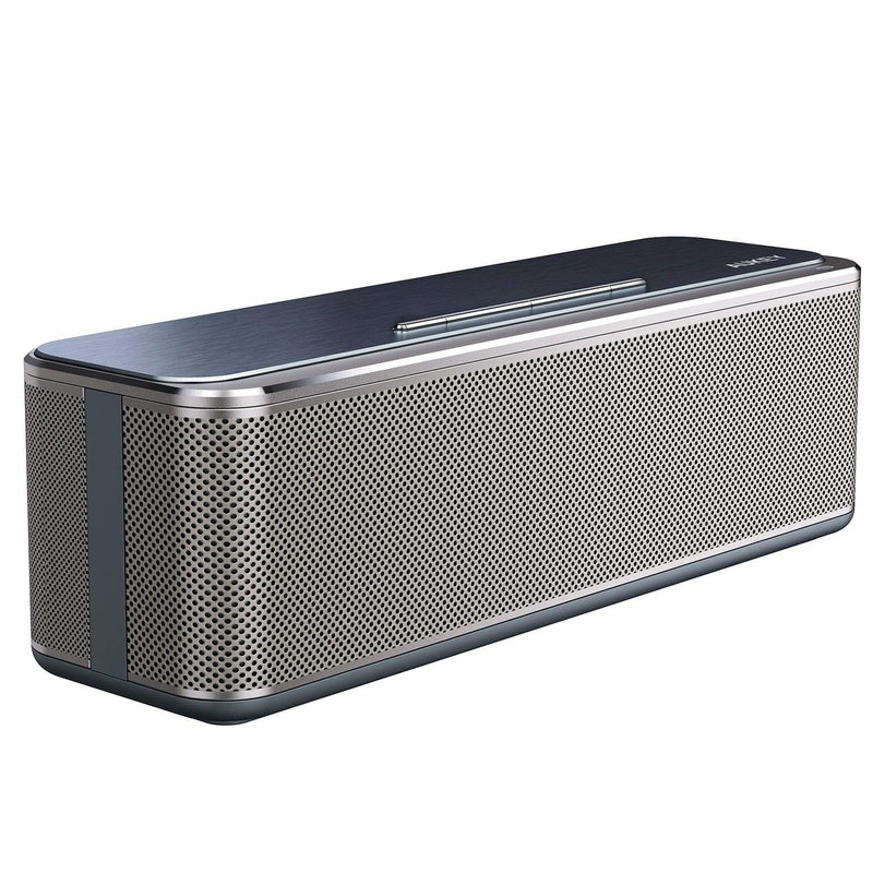Aukey SK-S1 Bluetooth Speaker with Bass Enhanced - (Grey)