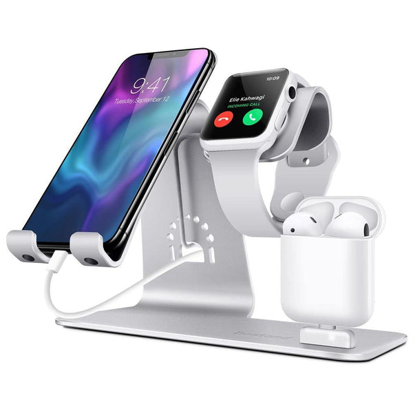 Bestand TI-Mingle 3 in 1 iPhone/iPad/iWatch/Airpods Stand