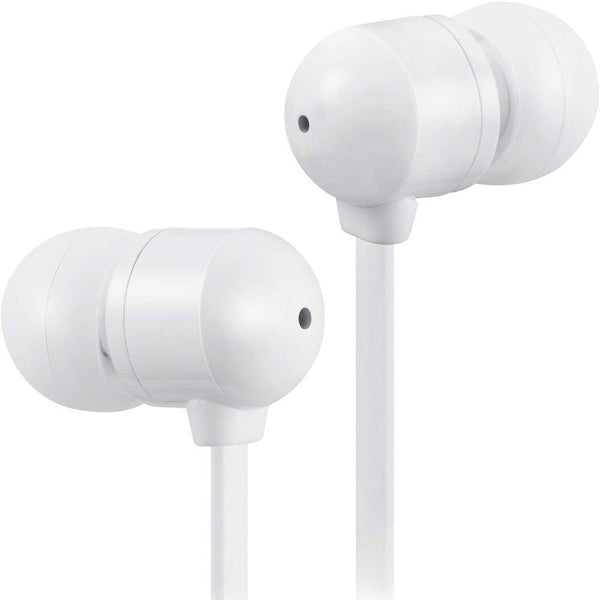 Betron B750s Earphones with Microphone - White