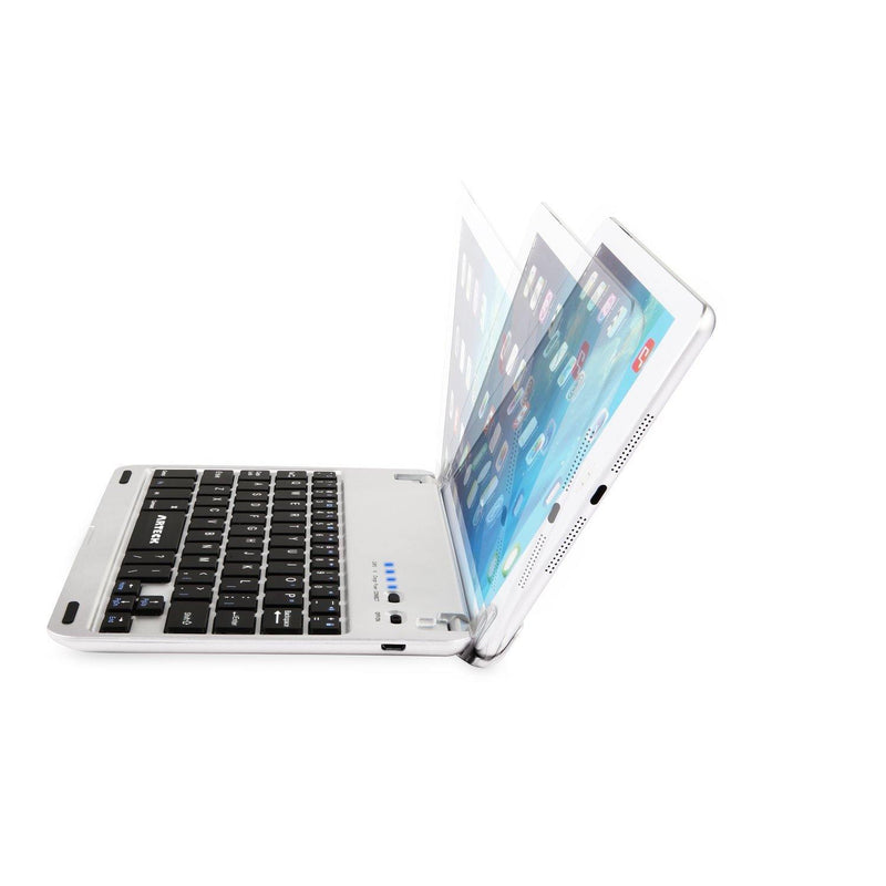 ARTECK Bluetooth Keyboard For Mini Ipad -Model: HB045 (Silver) - DealsnLots