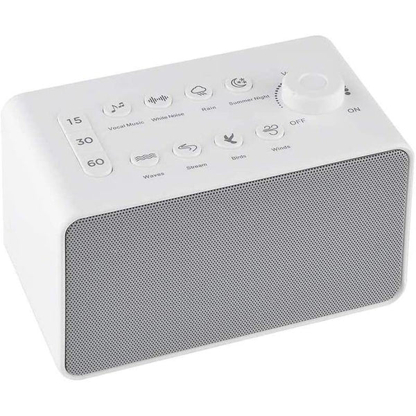 COSANSYS S16 White Noise Sound Machines with 8 Natural Soothing Sounds
