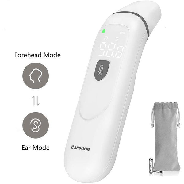 Caroune PC809 Ear and Forehead Digital Infrared Thermometer - DealsnLots