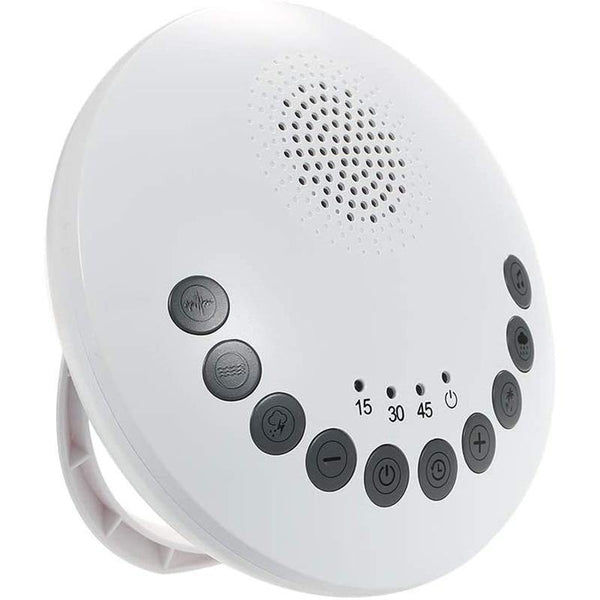 Decdeal White Noise Sleep Sound Therapy Machine, 6 Soothing Sound