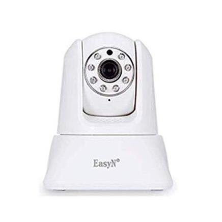 EASYN WiFi IP Security Camera (White)