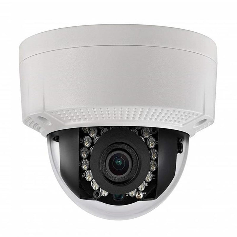 Elisa 720P HD IP Outdoor Dome Camera: Versatile Wireless CCTV Cloud Security Camera -(White)