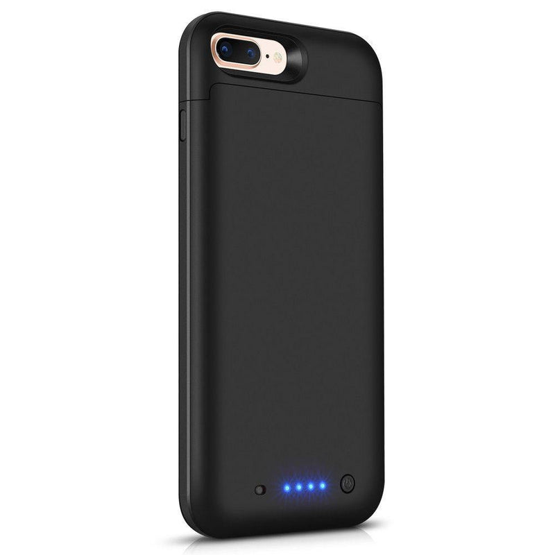 External Battery Case 7000mAh For Iphone 8 Plus-7 Plus (Black)