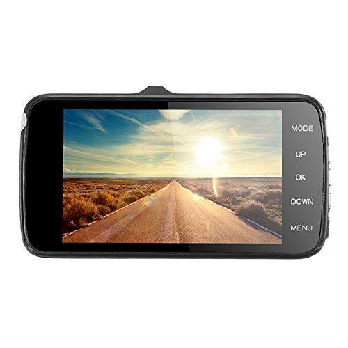 GOZAR  Car DVR Camera HD 1080P Vehicle Traveling Data Recorder Model:A22 (Black) - (SD Card Not Included) - DealsnLots