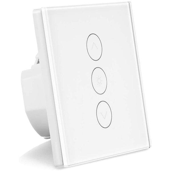 Konesky WF-DS01 Smart Light Wall Switch 400W [White] - DealsnLots