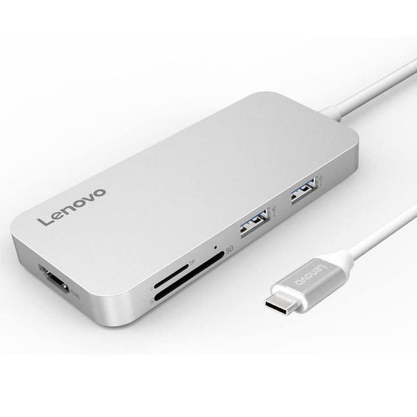 Lenovo C107 7 In 1 USB C to HDMI Adapter