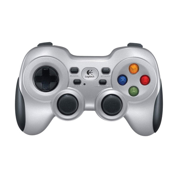 Logitech F710 Wireless Gamepad (Silver)